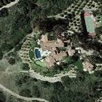 Phil Mickelson's House (Yahoo Maps)