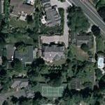 John Olerud's House (Yahoo Maps)