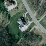 Tom Shapiro's House (Yahoo Maps)