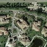 Paula Creamer's House (Yahoo Maps)