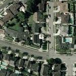 Bernie Casey's House (Yahoo Maps)