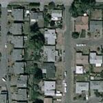 Lauren Tewes' House (Yahoo Maps)