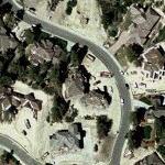 Brad Lidge's House (Yahoo Maps)