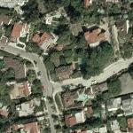 Leslie Charleson's House (Yahoo Maps)
