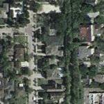 Brad Ausmus' House (Yahoo Maps)
