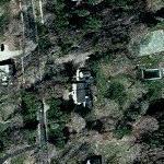Hume Cronyn & Jessica Tandy's House (former) (Yahoo Maps)