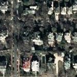 Jim Lehrer's House (Yahoo Maps)