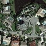 Barry Kaye's House (Yahoo Maps)