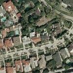 Rachel Bilson's House (Yahoo Maps)