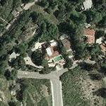Adam Carolla's House (Yahoo Maps)