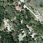 Barbra Streisand's House (former) (Yahoo Maps)