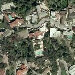 Mike D & Tamra Davis' House (former) (Yahoo Maps)