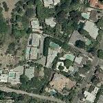 Roger Corman's House (Yahoo Maps)