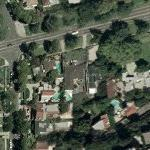 Dax Shepard's House (Yahoo Maps)