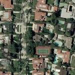 Susan Estrich's House (Yahoo Maps)
