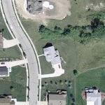 Dustin Diamond's House (Yahoo Maps)