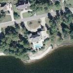 John Abraham's House (Yahoo Maps)