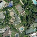 Samuel Goldwyn, Jr.'s House (Yahoo Maps)