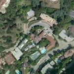 Tyra Banks' House (Yahoo Maps)