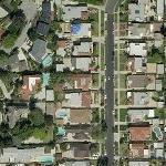 Jon Hamm's House (Yahoo Maps)