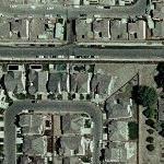 Amber Frey's House (Yahoo Maps)
