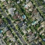 Jessica Tuck's House (Yahoo Maps)