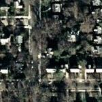 Gwen Ifill's House (Yahoo Maps)