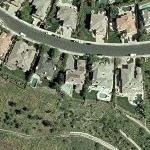 Tom Bergeron's House (Yahoo Maps)