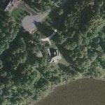 Ryan Martinie's House (Yahoo Maps)