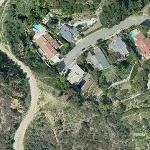 Alison Sweeney's House (Yahoo Maps)
