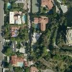 Halle Berry's House (former) (Yahoo Maps)