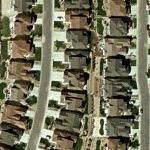 Brett Clark's House (Yahoo Maps)