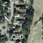 Greg Maddux's House (former) (Yahoo Maps)