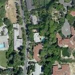 Juliet Prowse's House (former) (Yahoo Maps)