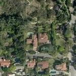 Miles Copeland's House (Yahoo Maps)