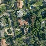 Helen Hunt's House (Yahoo Maps)