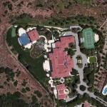Paul Merage's House (Yahoo Maps)