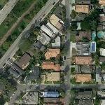 Landon Donovan's House (former) (Yahoo Maps)