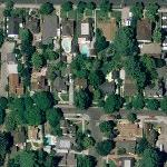 Jeremy Renner's House (Yahoo Maps)