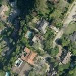 Chuck Lorre's House (Yahoo Maps)