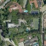 Irving Azoff's House (Yahoo Maps)