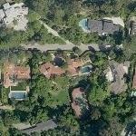 Candice Bergen's House (Yahoo Maps)