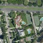 Dionne Warwick's House (former) (Yahoo Maps)