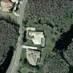 Dave Batista's House (Yahoo Maps)