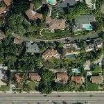 will.i.am's House (Yahoo Maps)