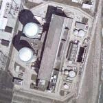 Zion Nuclear Power Plant (Yahoo Maps)
