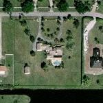 Jason Bonham's House (Yahoo Maps)