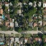 Susan Ruttan's House (Yahoo Maps)