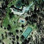Eileen Ford's House (Yahoo Maps)