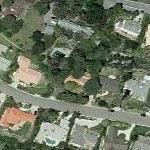 Pernell Roberts' House (Yahoo Maps)